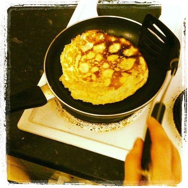 Pancake galore.