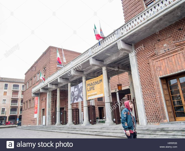 Download this stock image: Magnum  Life photography exhibition in Cremona, Italy 4th March 2017 - 11th June 2017 - hrrr35 from Alamy's library of millions of high resolution stock photos, illustrations and vectors.