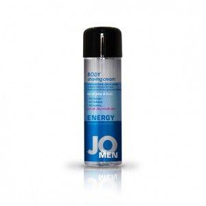 Krem do golenia dla mężczyzn - System JO Men Shaving Cream Musk 240 ml Piżmo - Świat-Erotyki.pl