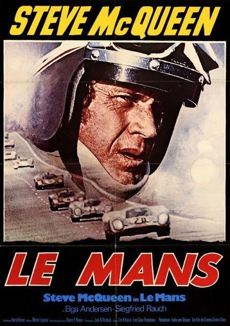 Le Mans Movie Posters