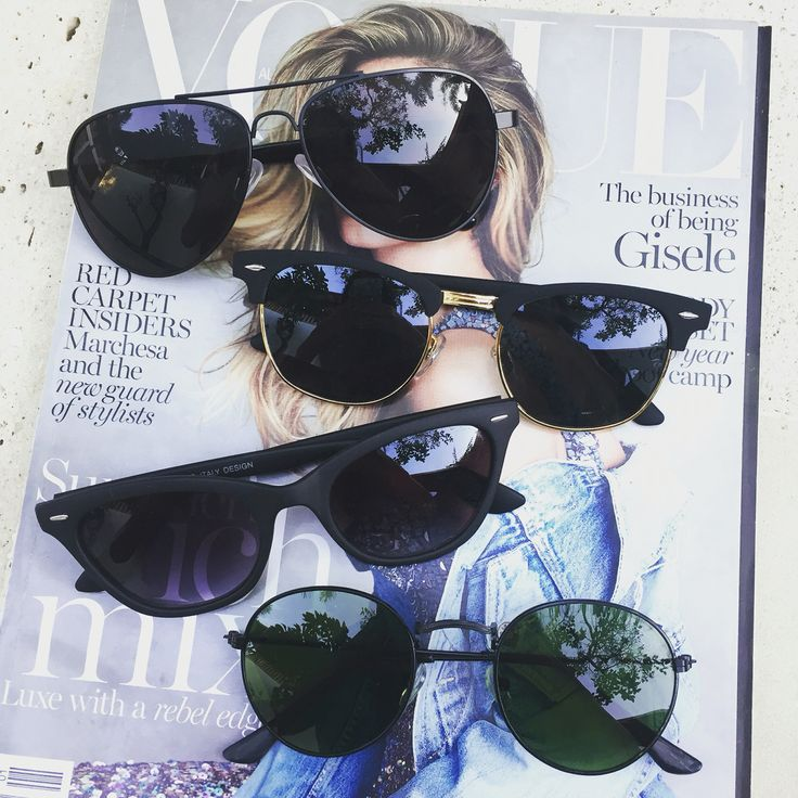 JFH designs sunglases collection