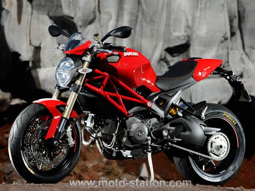 Moto-Station essaie la Ducati Monster 1100 Evo