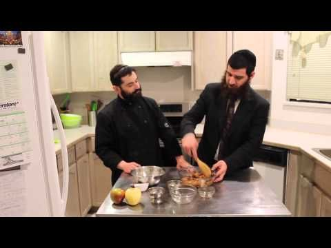 The Rabbi & The Chef: Passover Episode - Charoset - YouTube
