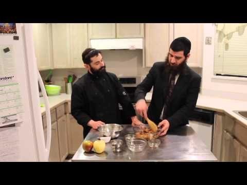 The Rabbi & The Chef: Passover Episode - Charoset - YouTube