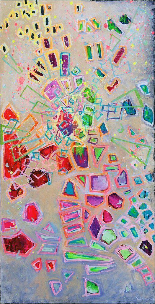 Festival of Triumph: original painting by Stephen Lursen