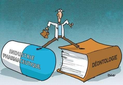 Quand Tabac Info santé est dirigé par une société pharmaceutique !