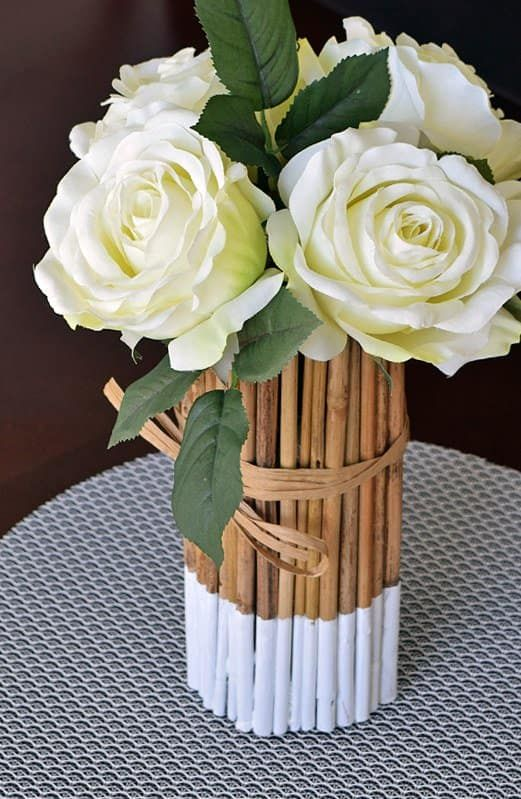 18 Epic Bamboo Crafts For Your Home And Decor Repurpose Projects