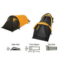 another option for single man tent