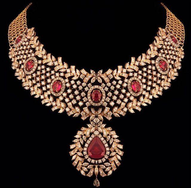 Bridal Diamond Necklace photo