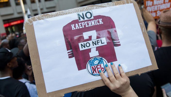 Kaepernick rally scheduled for Soldier Field on Sunday