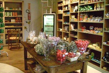 Vendo loja de produtos naturais - Florianópolis - Sala comercial / Negócios