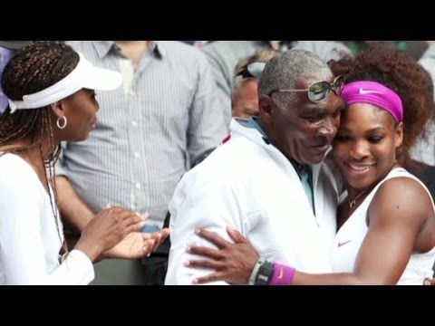 Williams sisters' father: We're too soft on kids - YouTube