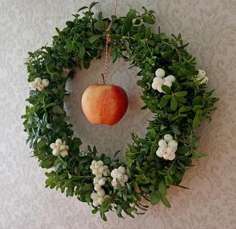 wreath -Underbara Clara