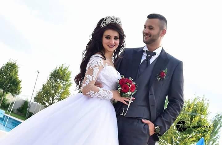 Invi(t)ata ad un matrimonio albanese