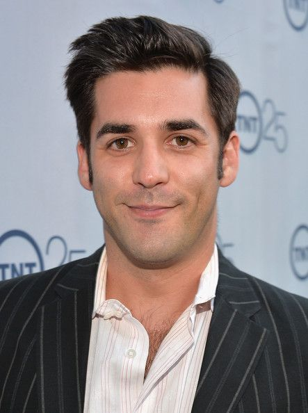 Jordan Bridges Photos: Arrivals at TNT's 25th Anniversary Party