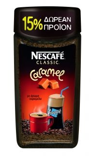 Nescafe Classic Frappe Caramel