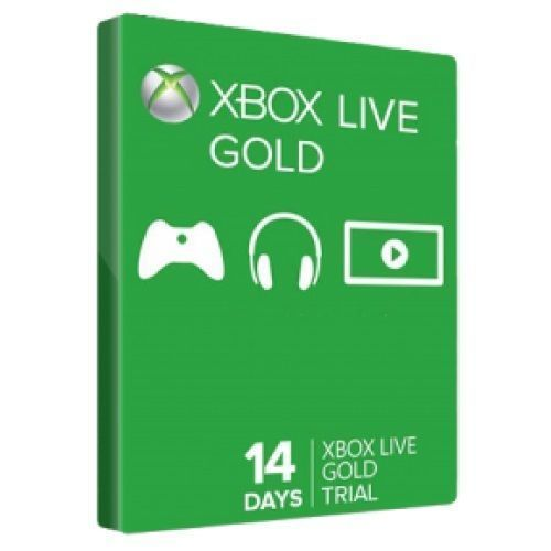 Xbox Live 14 Day (2 weeks) Gold Trial | Instant Dispatch 24-7