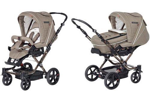 Hartan Topline S 2016 Kinderwagen Exklusivmodell