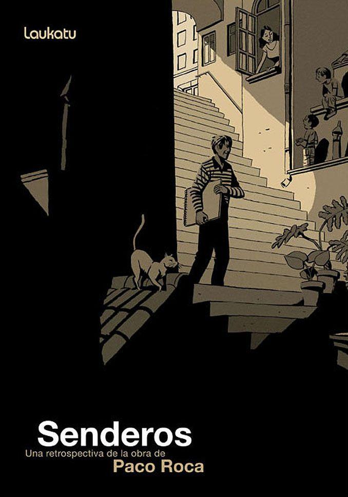 Senderos | Paco Roca, cómics e ilustración