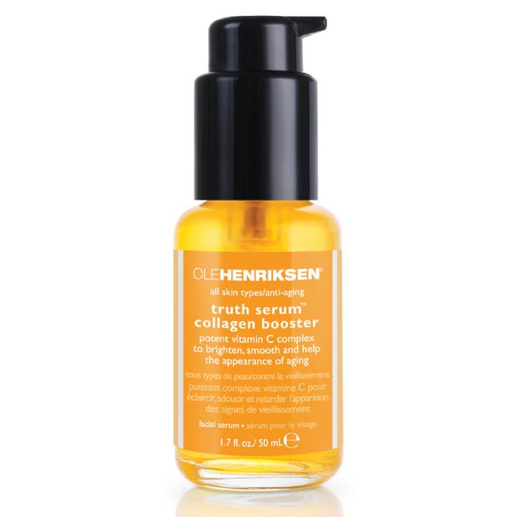 Buy Ole Henriksen Truth Serum Collagen Booster (30ml) , luxury skincare, hair care, makeup and beauty products at Lookfantastic.com with Free Delivery.