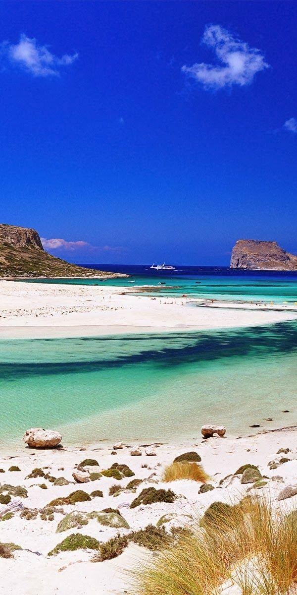 Balos Bay - Gramvousa, Crete,Greece: