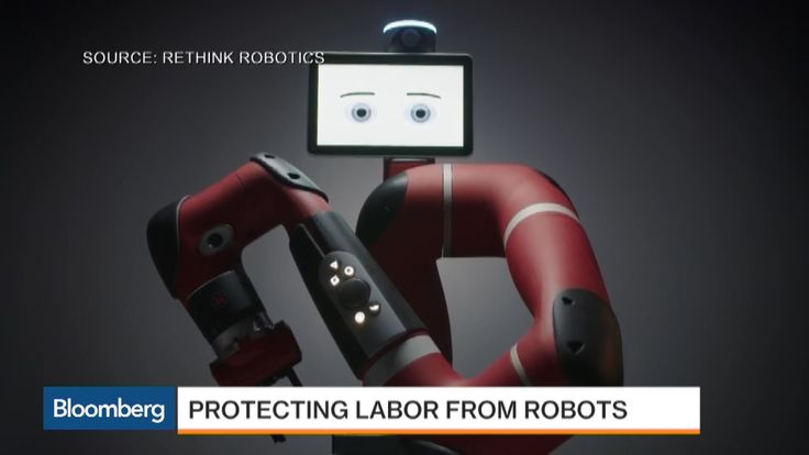 """Rise of the Robots"" author Martin Ford discusses the impact of the robotics revolution with Bloomberg's Joe Weisenthal, Alix Steel and Scarlet Fu on ""What'd You Miss?"""