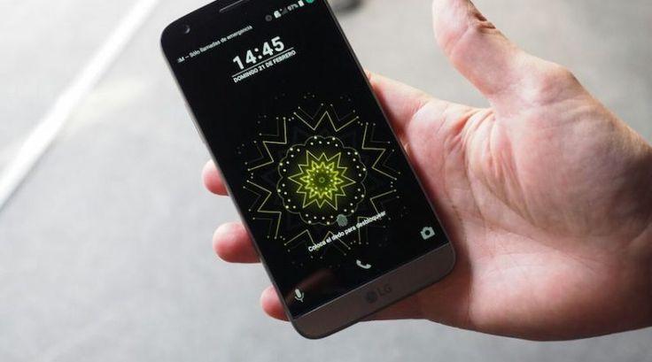 CES 2017 LG G5