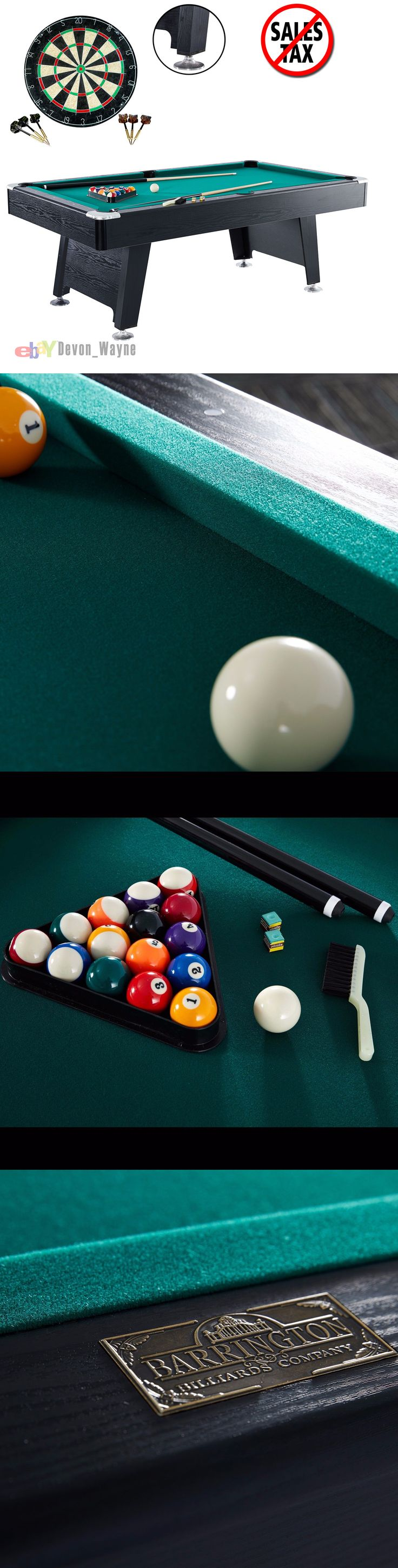 Pool table legs accessories for sale - Tables 21213 Arcade Pool Table Billiard Accessories With Dart Board Sports Game Bundle Patio