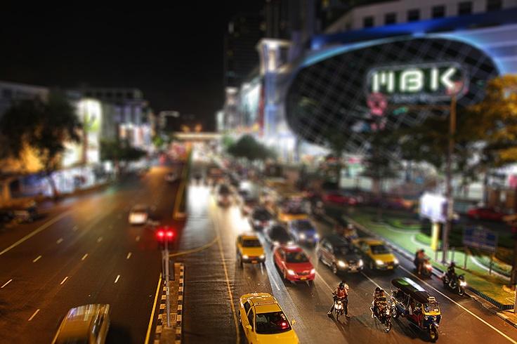 Bangkok, Thailand #tiltandshift 2