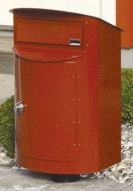 Postlåda Biggi Rondo - Hemvaruhuset