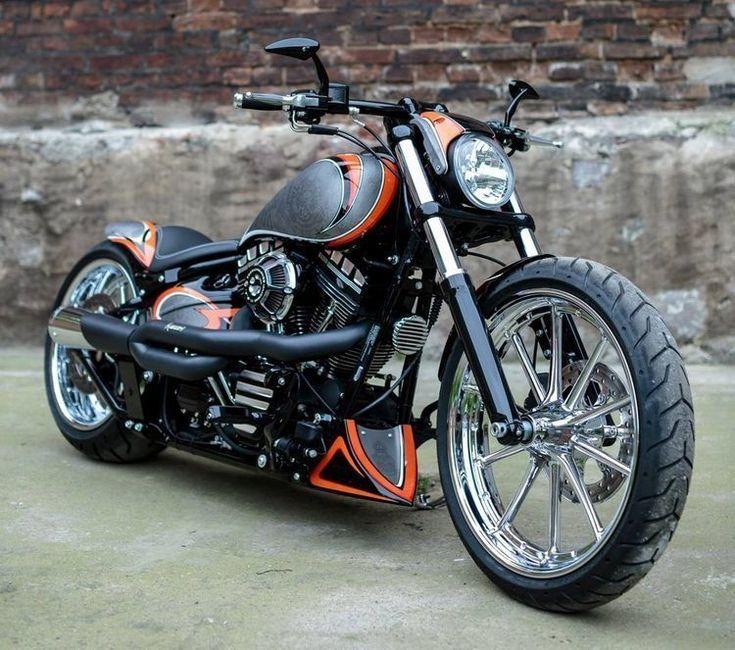 H-D ~ #harleydavidsonchoppersawesome #motosharleydavidsonchoppers