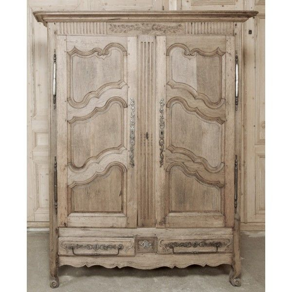Antique Furniture | Antique Armoires | Country French Armoires | Country  French 19th Century Armoire |