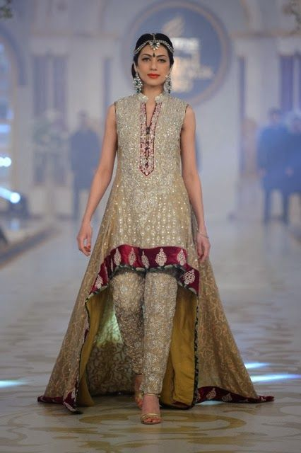 Pakistan bridal Couture. style 360