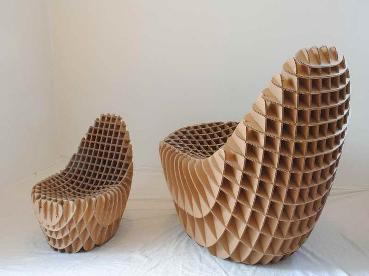 Corrugated Cardboard Chair 45 best project 2 images on pinterest | cardboard furniture