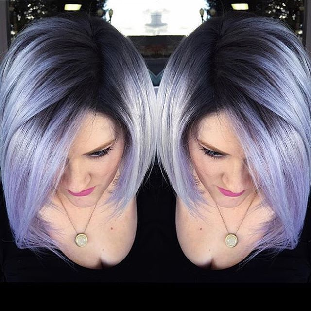 """Now this is how you do a root shadow! Bravo @makeupbyfrances and thank you for tagging #modernsalon"" Photo taken by @modernsalon on Instagram, pinned via the InstaPin iOS App! http://www.instapinapp.com (12/12/2015)"