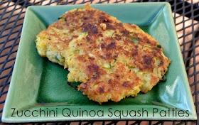 ThriceTheSpice: Zucchini Quinoa Squash Patties: Zucchini Quinoa, Healthy Eating, Quinoa Squash, Healthier Dinners, Healthy Recipe, Squash Patties, Eating Healthy, Binder Sound, Chee Because
