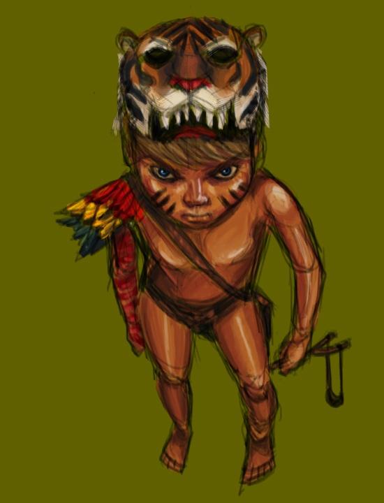 niño de la selva, 2007 2008 mas o menos