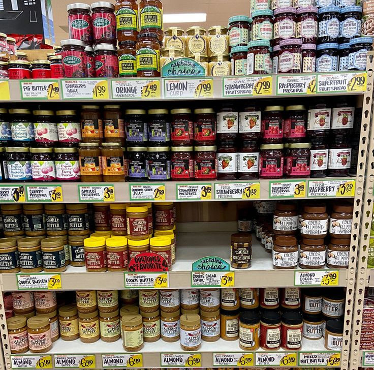 16 healthy nonperishable foods from trader joes that are