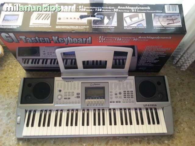 TECLADO PIANO C. AEMON LP-6180A - 100$ Valencia