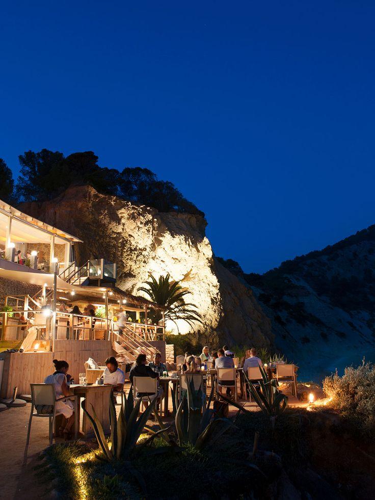 amante ibiza beach club beach restaurant ibiza spain - Beach Style Restaurant 2016
