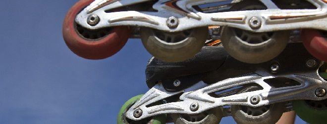 Warming up inline skaten - Voorkom blessures inline skaten skeeleren VeiligheidNL