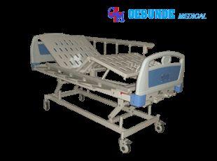Ranjang Rumah Sakit Manual 3 Crank  Pusatnya Ranjang Pasien Rumah Sakit Berbagai Jenis. Harga Murah, Ordernya Mudah, Stock Banyak, Berkualitas Bisa Dikirim, Bisa Transfer Atau Bayar Ditempat.  Fast Response Call Customer Service Kami : Telepon : 08786 9000 900 / 08787 9000 900 / 021-9795 9475 / 021- 9795 9470 BBM : 29398F87 / 27811AD6 YM : CSGESUNDE   Grab It Fast !!!