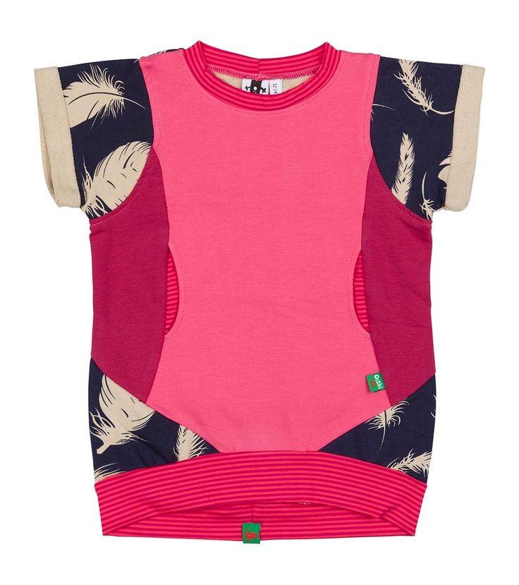 Felicity Sweater Dress, Oishi-m Clothing for kids, Winter Break 2016, www.oishi-m.com