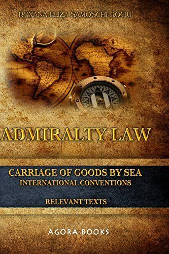 Admiralty Law - Carriage of Goods by Sea: International Conventions, http://www.amazon.com/dp/1499625294/ref=cm_sw_r_pi_awdm_3xTYvb0ZE2N5T