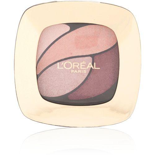 L Oreal Poczwórne cienie Color Riche Quad E6 Eau de Rose 2,5g