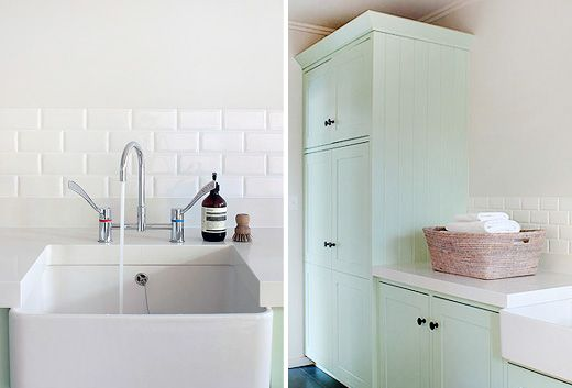 Ceramic Utility Sink : Laundry tiles/bench/sink Laundry Pinterest Design files ...