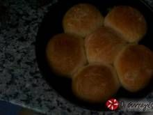 Ψωμάκι μαργαρίτα, αφράτο, νόστιμο και χωρίς κόπο!