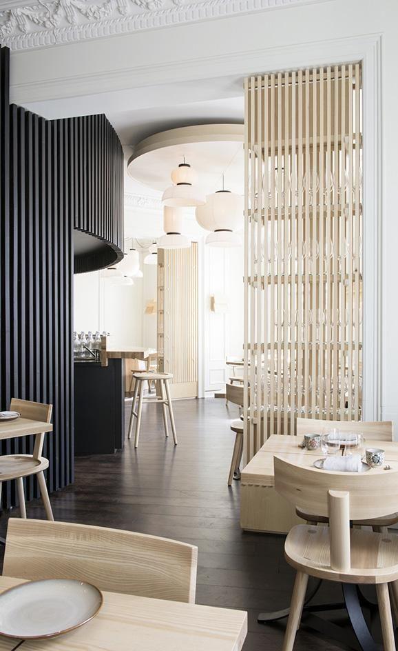 Happolati Oslo Norway Cafe Interior Design