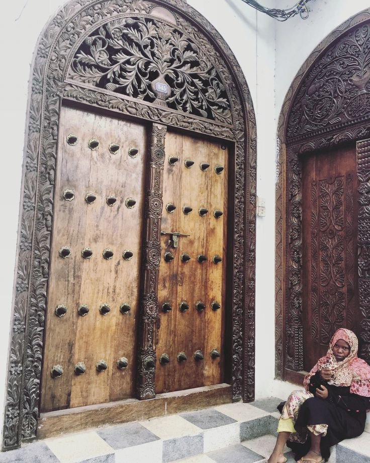 Zanzibar doors & 12 best Doors Of Zanzibar images on Pinterest | Doors Stone town ... pezcame.com