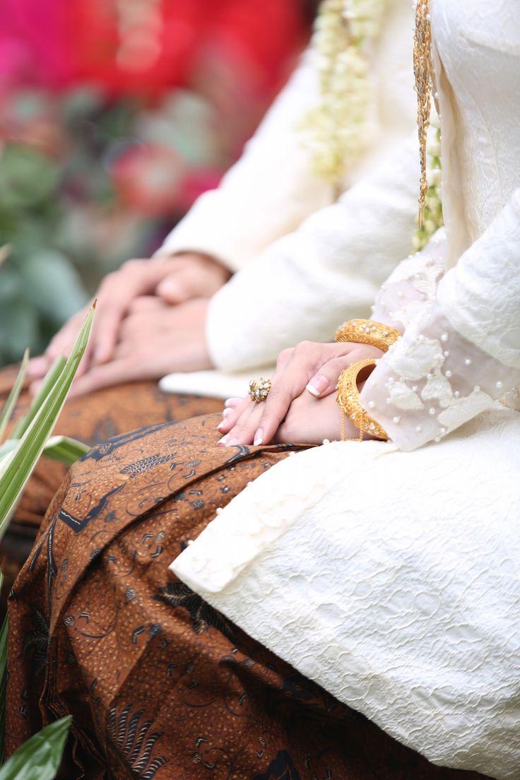 Andien Ippe: Akad Nikah Ceremony - the bride dept wedding pernikahan andien ippe pine forest bandung